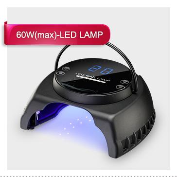 60w Led Gel Nail Lamp