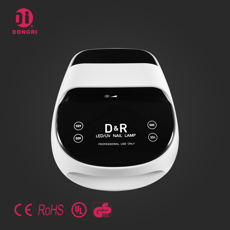 DR-6365 Rechargeable 36w UV LED Nail Lamp Gel Dryer
